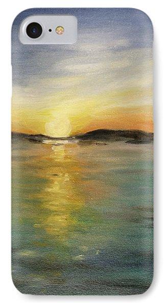 Alaskan Sunrise IPhone Case by Barbara Anna Knauf