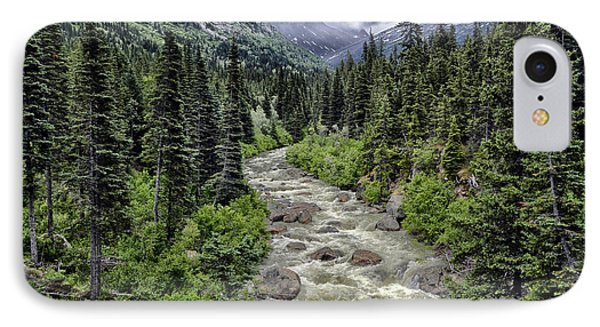 IPhone Case featuring the photograph Alaskan Wilderness by JRP Photography