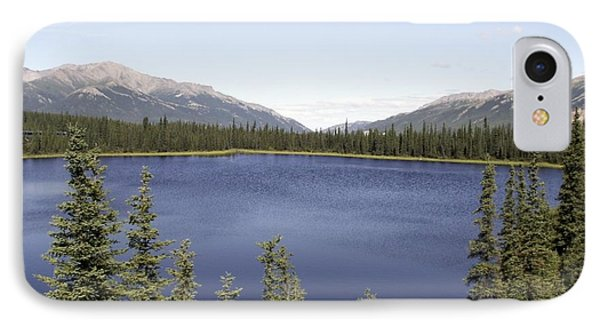 IPhone Case featuring the photograph Alaskan Wilderness by Sandy Molinaro