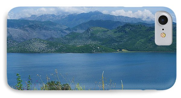 Albania From Lake Skadar IPhone Case