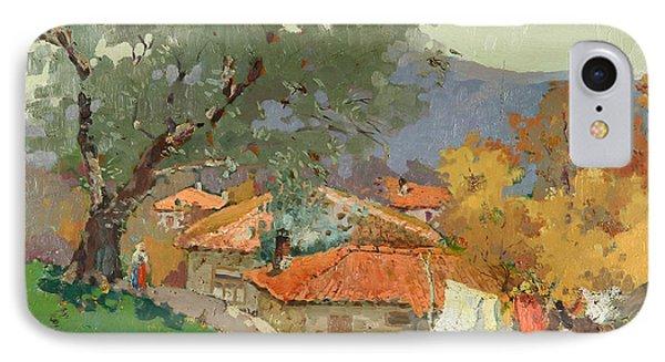 Albanian Countryside IPhone Case by Ylli Haruni