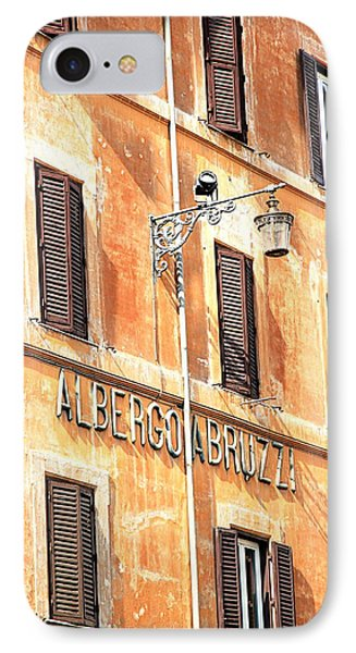 Albergo Abruzzi IPhone Case