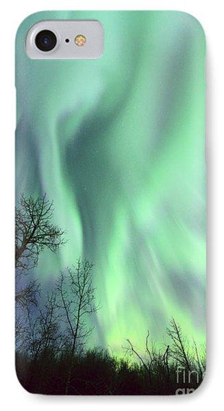 Alberta Aurora IPhone Case by Dan Jurak