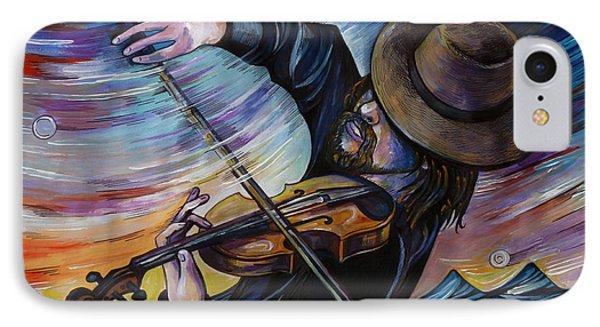 Alberta Fiddle IPhone Case