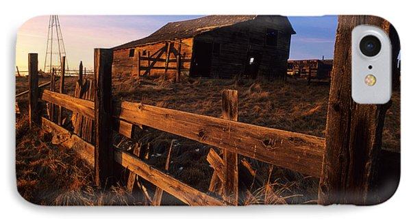 Alberta Homestead Phone Case by Bob Christopher
