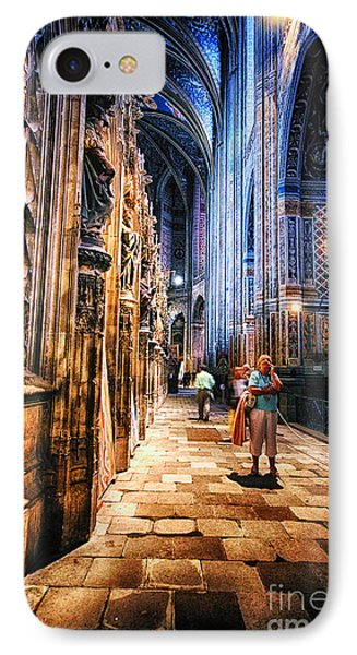 IPhone Case featuring the photograph Albi Cathedral France by Jack Torcello