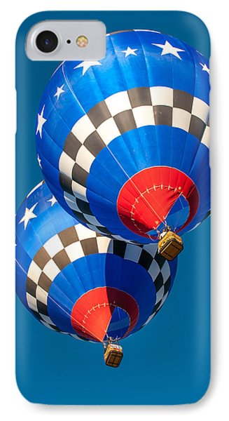 Albuquerque Balloon Fiesta 2 IPhone Case