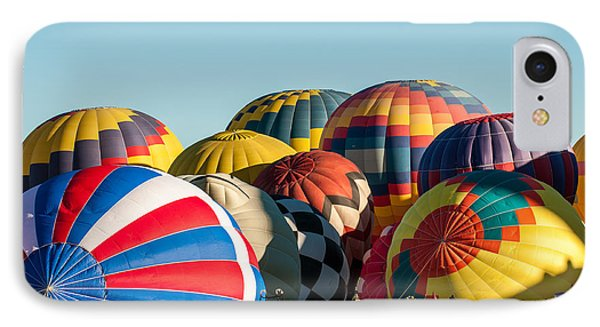 Albuquerque Balloon Fiesta 3 IPhone Case
