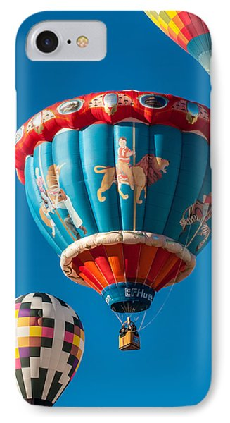 Albuquerque Balloon Fiesta 5 IPhone Case