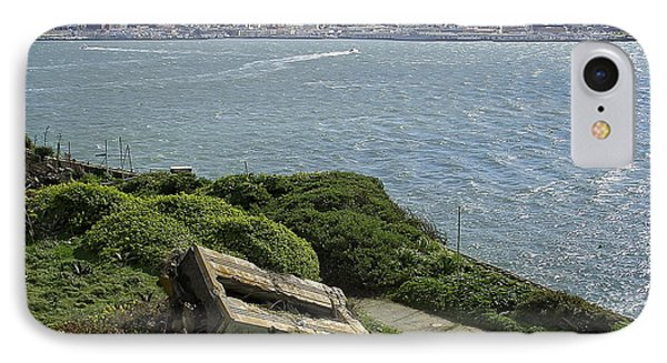 Alcatraz And San Francisco IPhone Case