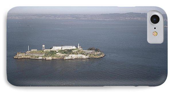 Alcatraz, C1998 IPhone Case