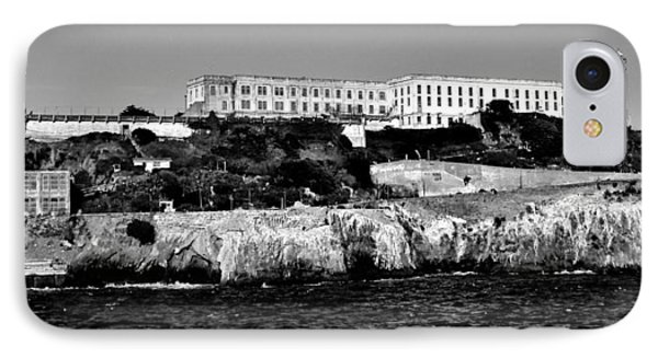 Alcatraz Federal Prison IPhone Case by Benjamin Yeager