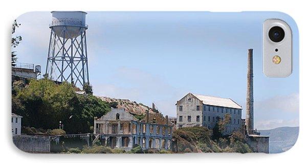 Alcatraz IPhone Case