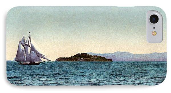 Alcatraz Island, C1900 IPhone Case by Granger