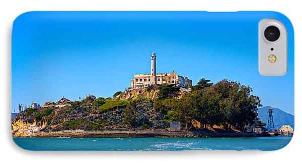 Alcatraz Island Phone Case by James O Thompson