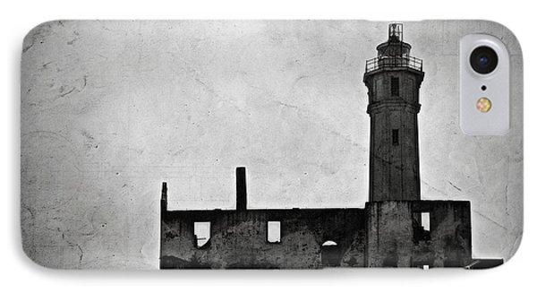 Alcatraz Island Lighthouse Phone Case by RicardMN Photography