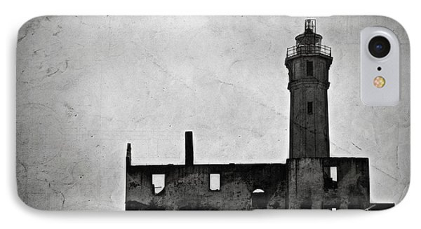 Alcatraz Island Lighthouse IPhone Case by RicardMN Photography