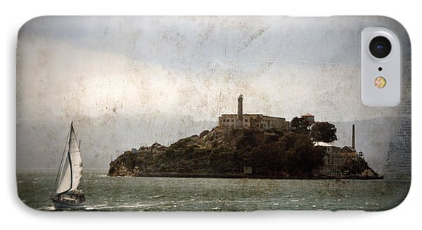 Alcatraz Island IPhone Case by RicardMN Photography