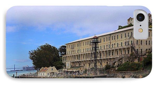 Alcatraz  Building 64 Phone Case by Viktor Savchenko