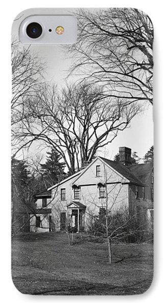 Alcott Orchard House, 1941 IPhone Case
