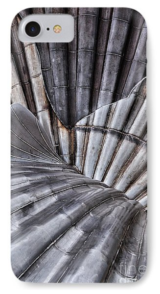Aldeburgh Shell Abstract IPhone Case