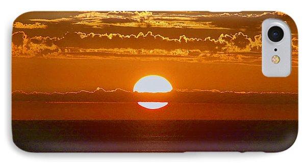 Aldinga Beach Sunset IPhone Case by Jocelyn Kahawai