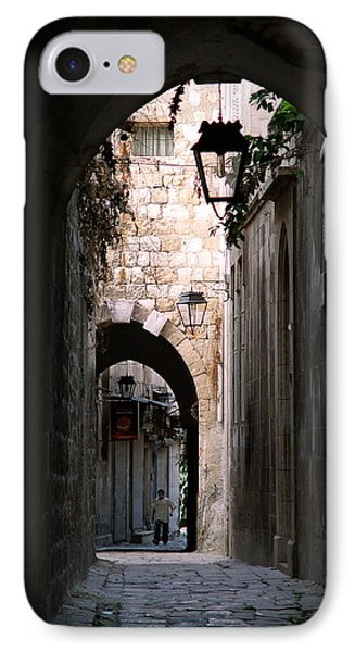 Aleppo Alleyway01 IPhone Case