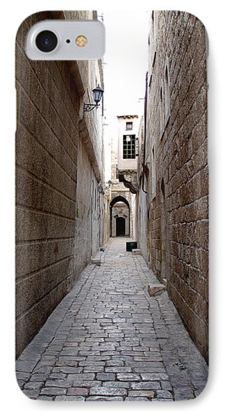 Aleppo Alleyway02 IPhone Case