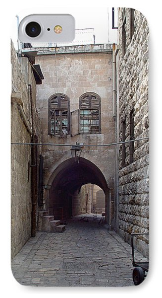 Aleppo Alleyway03 IPhone Case