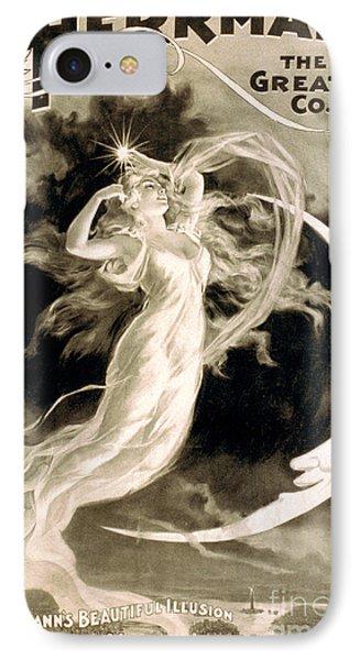 Alexander Herrmann, French Magician IPhone Case