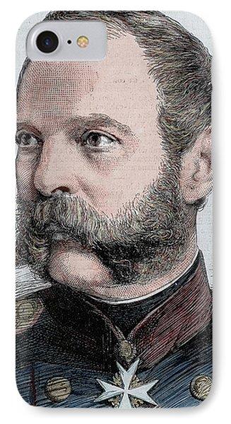 Alexander II (1818-1881 IPhone Case by Prisma Archivo