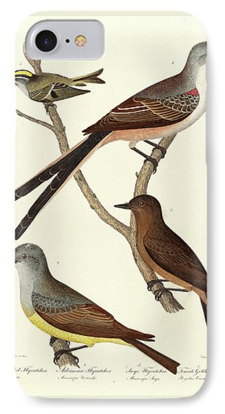 Alexander Lawson After Titian Ramsay Peale, Swallow-tailed IPhone Case