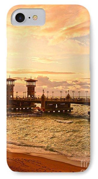 Alexandria Stanley Bridge IPhone Case
