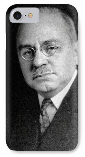 Alfred Adler IPhone Case by National Library Of Medicine
