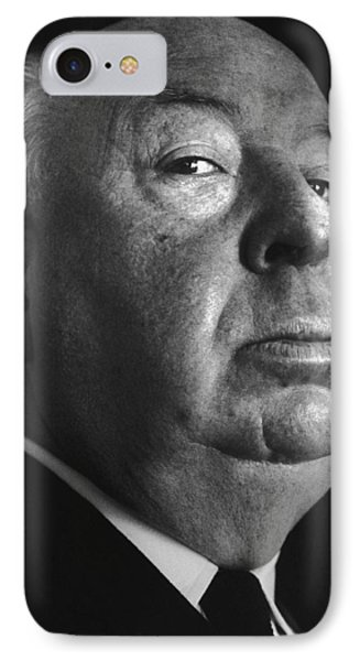Alfred Hitchcock IPhone Case by Studio Photo