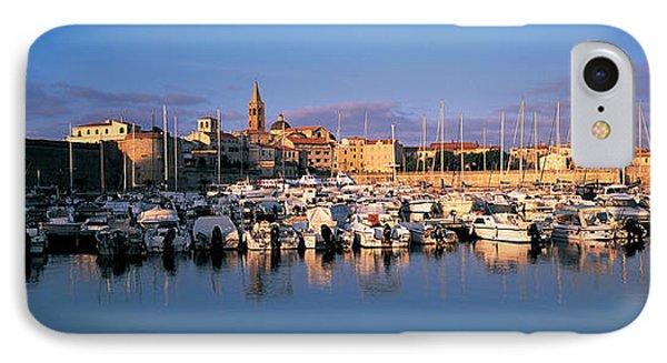 Alghero Sardinia Italy IPhone Case by Panoramic Images