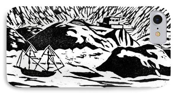 Algoa Bay IPhone Case by Keiskamma art project