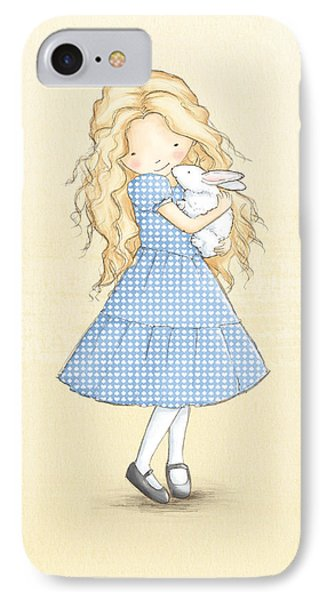Alice IPhone Case by Amanda Francey