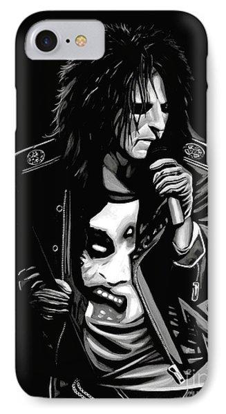Alice Cooper IPhone Case