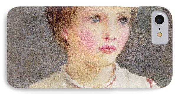 Alice IPhone Case by Helen Allingham