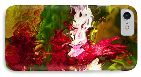 IPhone Case featuring the digital art Alice by Richard Thomas