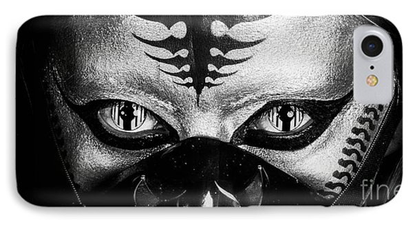 IPhone Case featuring the photograph Alien by Angelique Olin