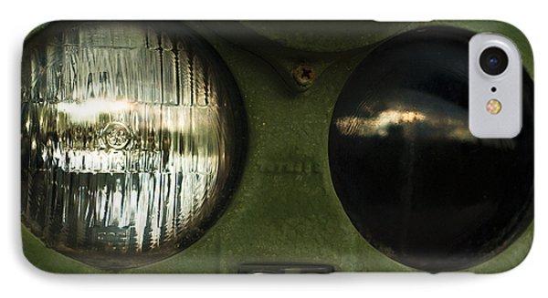 Alien Eyes Phone Case by Christi Kraft