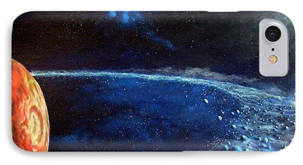 Alien Storm Phone Case by Murphy Elliott