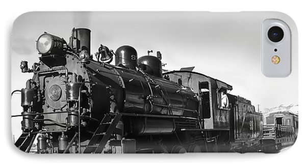 All Aboard Phone Case by Robert Bales