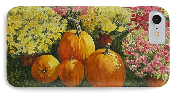 All About The Pumpkins IPhone Case