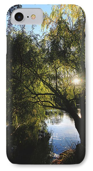 All Aglow IPhone Case by Laurie Search