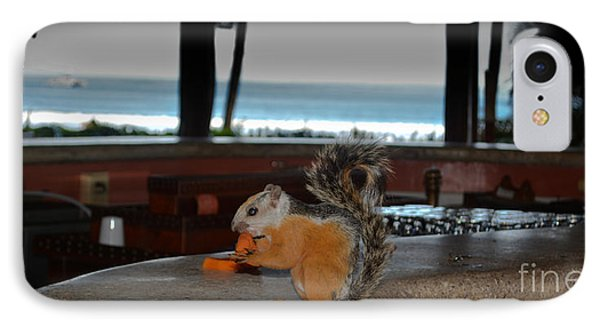 All Inclusive Squirrel Phone Case by Gary Keesler