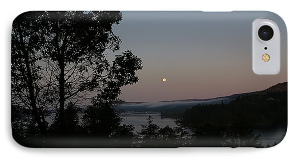 IPhone Case featuring the photograph All Is Calm All Is Bright by Rhonda McDougall