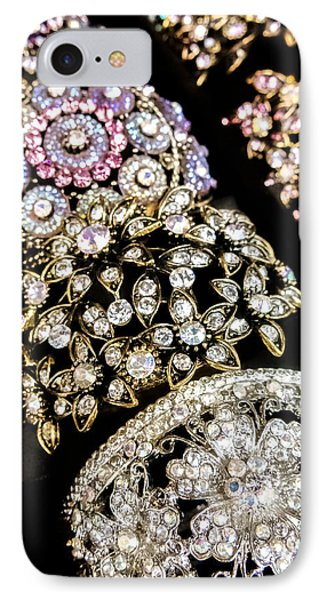 All That Glitters Phone Case by Caitlyn  Grasso